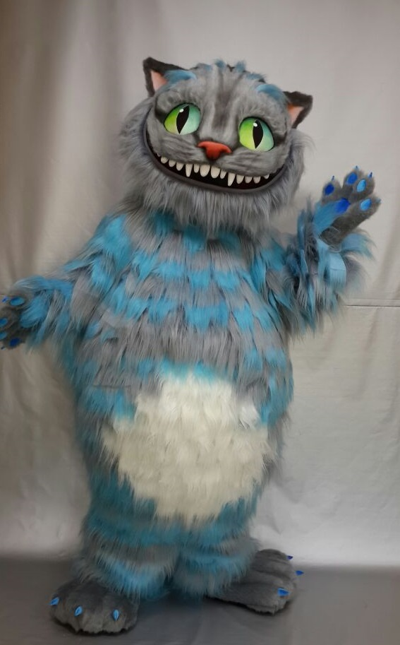 Костюм чеширского кота своими руками фото 634