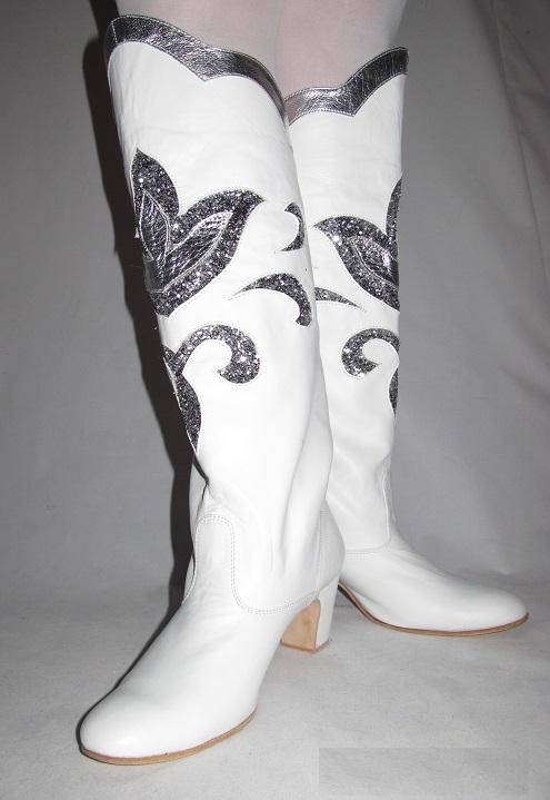 Обувь снегурочки своими руками фото