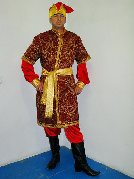 Иван-царевич костюм своими руками